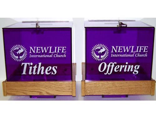 Fantastic Church Tithe Box Us61 Advancedmassagebysara